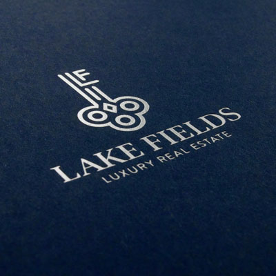 Lake Fields Branding